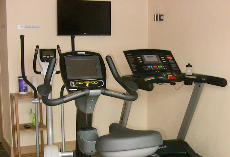 Alpine Lodge Exercise room - Fitness