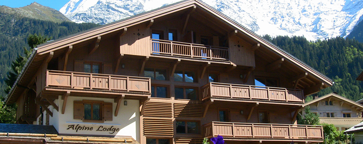 Alpine Lodge Chalet