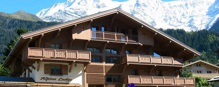 The Alpine Lodge Chalet - Les Contamines-Montjoie